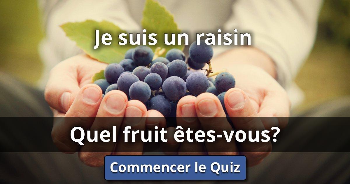 Je suis un raisin quel fruit tes vous lusorlab quizzes - Quel dormeur etes vous ...