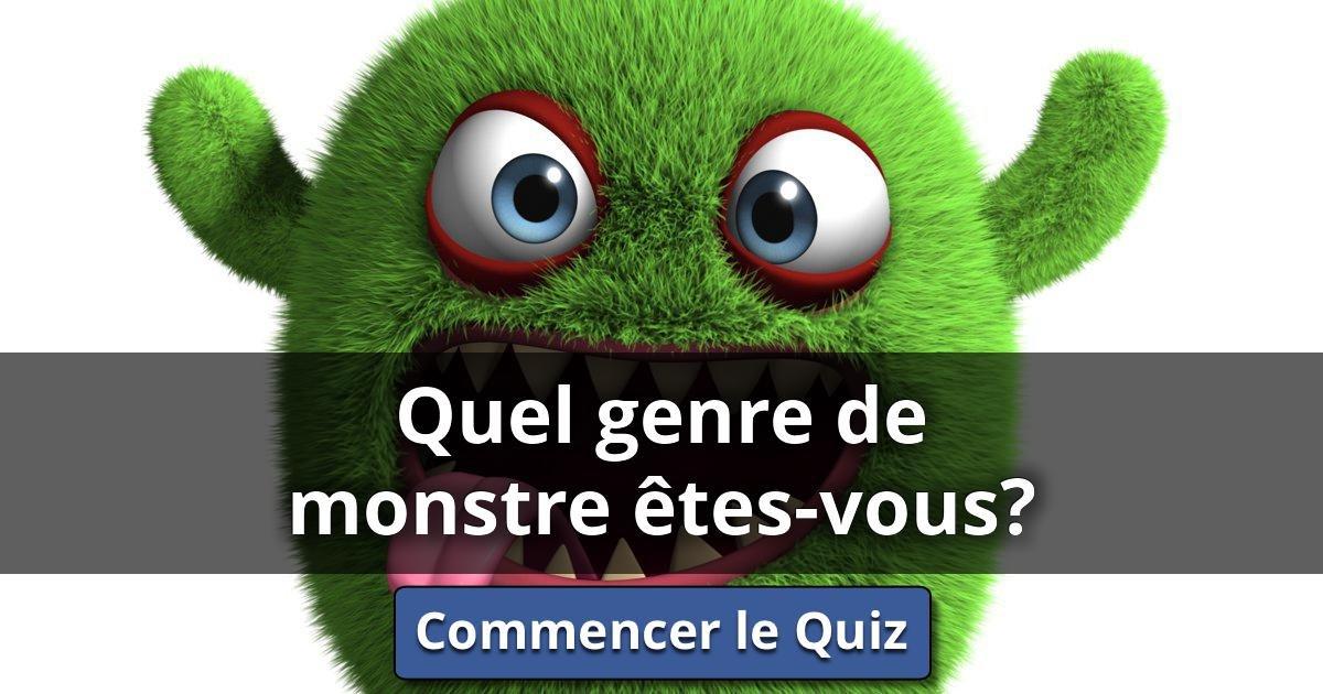 Quel genre de monstre tes vous lusorlab quizzes - Quel dormeur etes vous ...