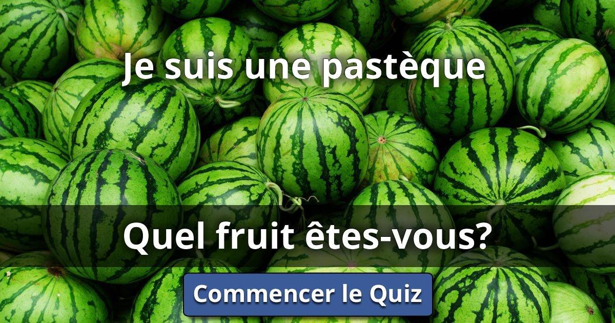 Je suis une past que quel fruit tes vous lusorlab quizzes - Quel dormeur etes vous ...